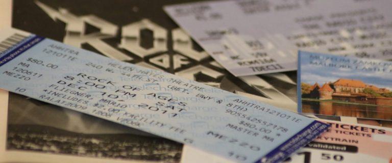 Secondary ticketing: ipotesi 3D Secure per l'acquisto online dei biglietti dei concerti