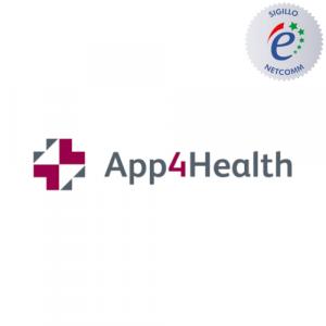 App4Health sito autorizzato sigillo netcomm