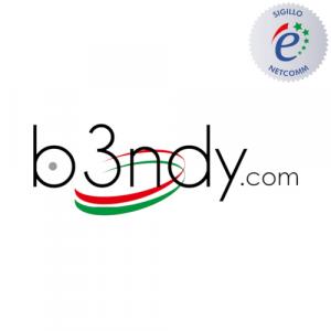b3ndy sito autorizzato sigillo netcomm