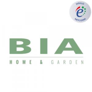 BIA Home & Garden sito autorizzato sigillo netcomm
