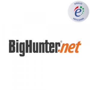 BigHunter sito autorizzato sigillo netcomm