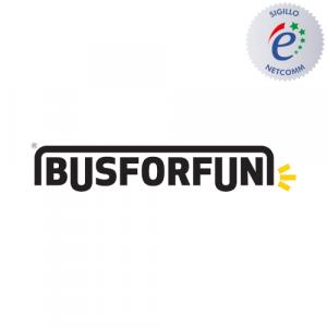 Busforfun sito autorizzato sigillo netcomm