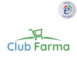 clubfarma sito autorizzato sigillo netcomm