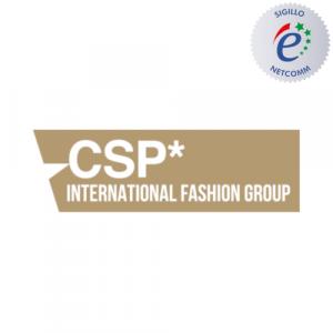 CSP International Fashion Group sito autorizzato sigillo netcomm
