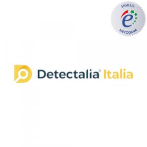 Detectalia Italia sito autorizzato sigillo netcomm