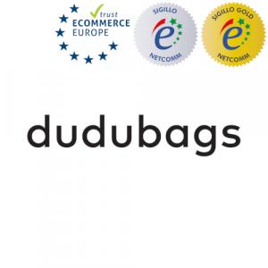 Dudubags sito autorizzato sigillo netcomm