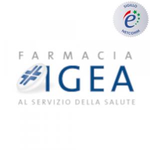 Farmacia IGEA sito autorizzato sigillo netcomm