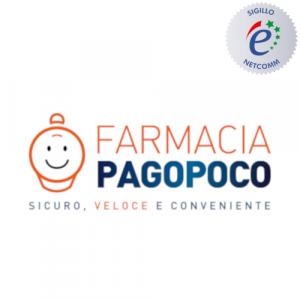 Farmacia pagopoco sito autorizzato sigillo netcomm