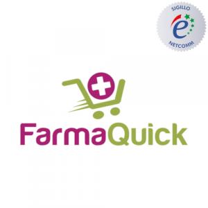farmaquick sito autorizzato sigillo netcomm