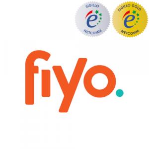 Fiyo sito autorizzato sigillo netcomm