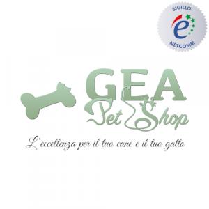 GEA pet shop sito autorizzato sigillo netcomm