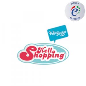 Hello Shopping sito autorizzato sigillo netcomm