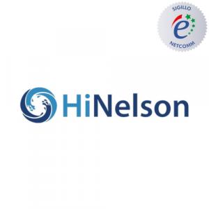 HiNelson sito autorizzato sigillo netcomm