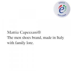 Mattia Capezzani sito autorizzato sigillo netcomm