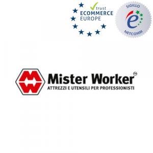 Mister Worker sito autorizzato sigillo netcomm