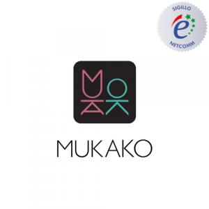 Mukako sito autorizzato sigillo netcomm