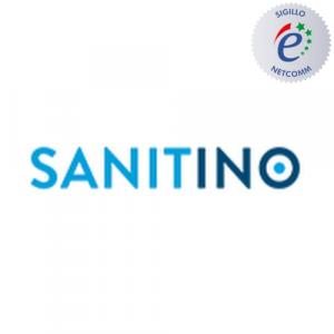 Sanitino sito autorizzato sigillo netcomm