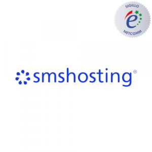 smshosting sito autorizzato sigillo netcomm