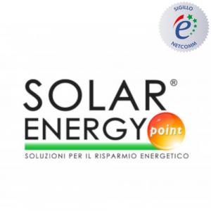 Solar Energy point sito autorizzato sigillo netcomm