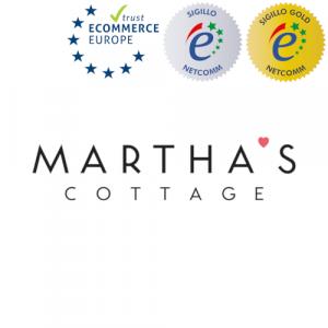 Martha's Cottage sito autorizzato sigillo netcomm