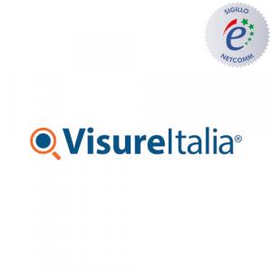 VisureItalia sito autorizzato sigillo netcomm